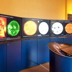 The Sun in different wavelengths