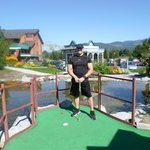 Minature golf.