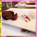 wonderful chocolate desert!