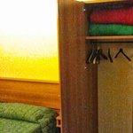 armadio piccolo ma funzionale
