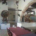 Old olive presses