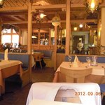 A cosy restaurant