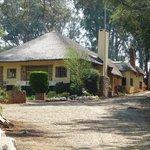 Hoofdgebouw Sandford Park Lodge
