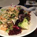 chop salad yummy