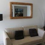 Lounge Room (1 Bedroom Apartment)