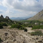 Boquer valley looking towards Pollensa