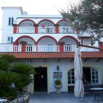 Hotel La Scogliera, Forio Ischia - ingresso