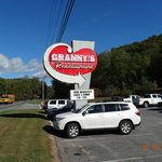 Granny's Kitchen, Cherokee, NC