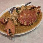 Kepiting chilli makassar