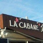 Foto van La Cabane