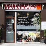 Restaurant Vietnamien Bordeaux - vitrine