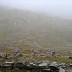 Wet, Windy and Whiteknuckle ride at Healy Pass