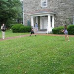 Free Summer Sundays - colonial games for youth