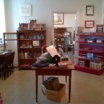 The Whitefield House bookstore and gift shop