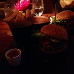 The Manele Bay Burger