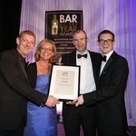 National Bar Awards 2013 Winner