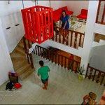 Inside the Hostel