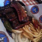 all you can eat ribs!