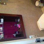 Washroom in room #413