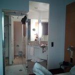 open badkamer met zicht van ALLE kanten