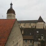 Notre Dame Beaune from my room