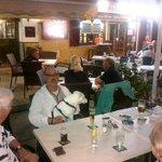 Essen in der La Cabana