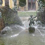 ......фонтаны