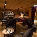 Lese- und Kunstraum