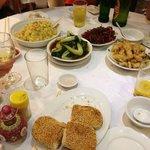 American Restaurant Food