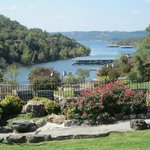 Table Rock Lake from one of the Pool areas