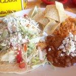Fish Tacos at Catina Grill