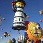 more cute balloons
