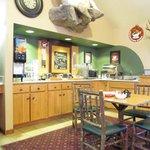 AmericInn Lodge & Suites Cody: breakfast area