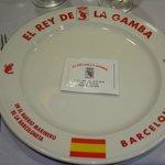 Tutti i piatti portano il nome del ristorante