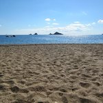 Beach at Santa Maria Navarrese