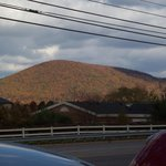 Mount Nittany from Meyer Dairy parking lot