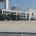 Mall of Emirates around corner from apartment