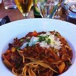 best spaghetti ive ever eaten!