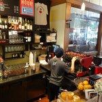 Hard working, efficient baristas