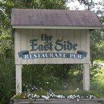 Eastside Restaurant Sign