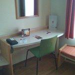 Schreibtischbereich