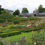 Our wonderful Walled Garden