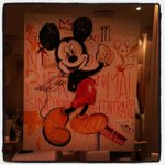 Dinner with Mickey...