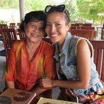 Me and Mom at Sabeinglae