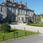 Front Entrance of Castle Durrow
