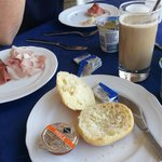 Typisch italienisches Frühstück!
