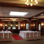 Olympic Suite set for Wedding