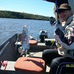 Fishing on the Breede River