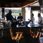 Shem Creek Bar & Grill Bar Area