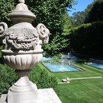 Italian Water Fountain Garden